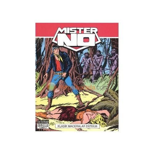 Mister No Klasik Maceralar Dizisi Sayı: 26