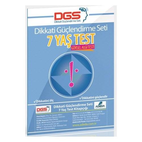 Adeda DGS 7 Yaş Görsel Algı Testi