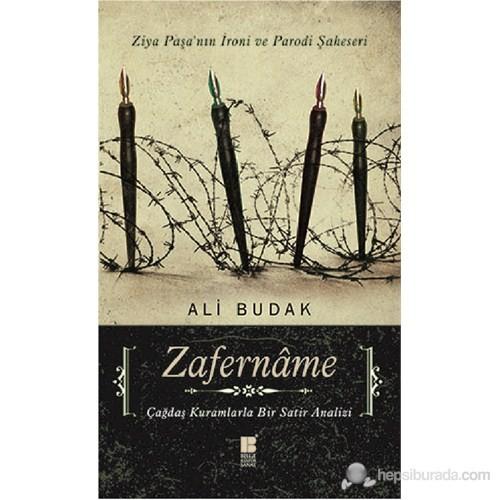 Zafername-Ziya Paşa