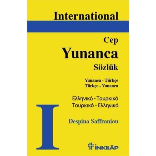 Internatıonal Yunanca Cep Sözlük