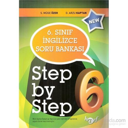 Harf Step By Step 6.Sınıf English Soru Bankası-S. Müge Özer