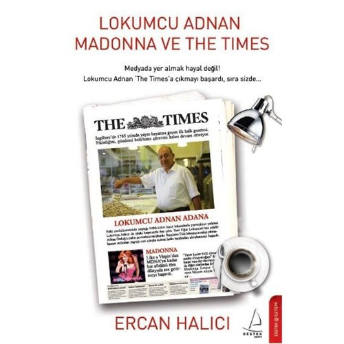 Lokumcu Adnan Madonna ve The Times