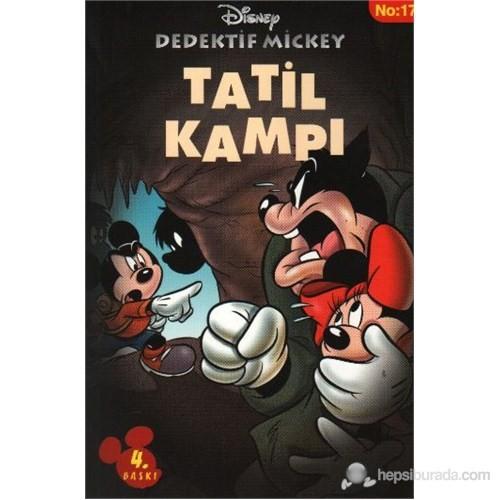 Dedektif Mickey 17 Tatil Kampı-Sophiek