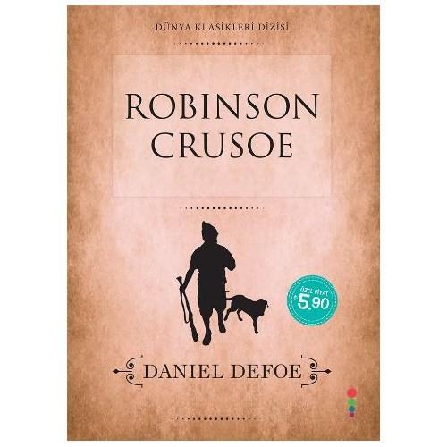 Dünya Klasikleri Dizisi: Robinson Crusoe