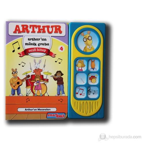 Arthur'un Müzik Grubu (Sesli Kitap)