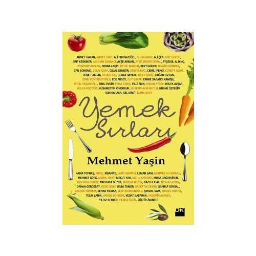 Yemek Sırları-Mehmet Yaşin