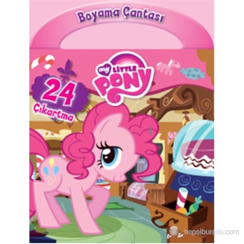 My Little Pony Boyama Çantası-Kolektif