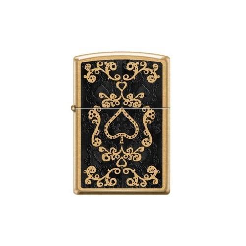 Zippo Ci015938 Golden Spade Çakmak