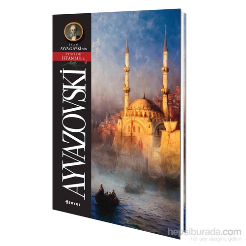 Pitoresk İstanbul Kartpostal Kitaplar: Ivan Ayvazovski