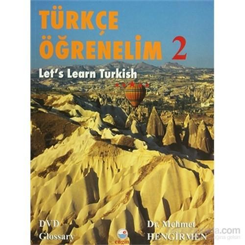 Türkçe Öğrenelim 2-Mehmet Hengirmen