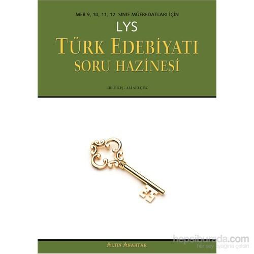 Altın Anahtar Lys Türk Edebiyatı Soru Hazinesi
