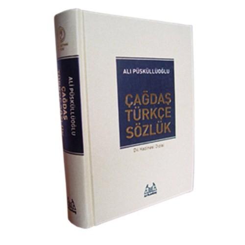 Çağdaş Türkçe Sözlük