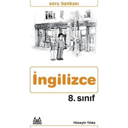 8. Sınıf İngilizce Soru Bankası - Hüseyin Yıldız