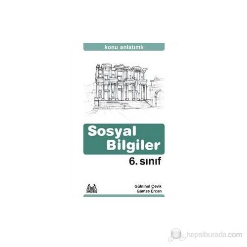 6. Sınıf Sosyal Bilgiler Konu Anlatımlı Yardımcı Ders Kitabı