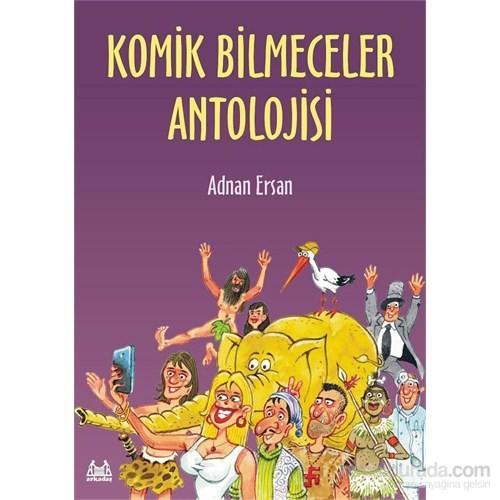 Komik Bilmeceler Antolojisi-Adnan Ersan