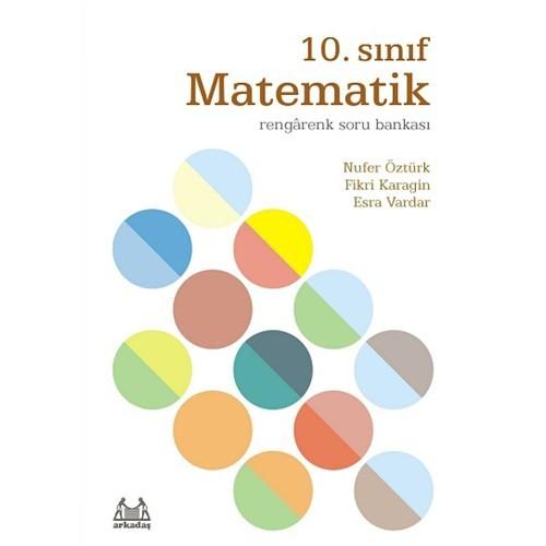 10. Sınıf Matematik Rengarenk Soru Bankası