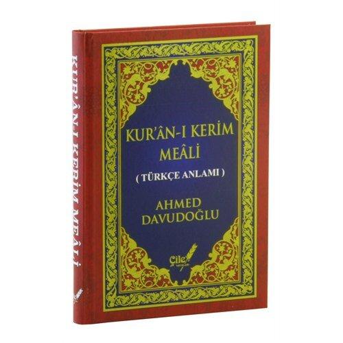 Kur'An-I Kerim Meali Metinsiz Türkçe Anlamı (Ciltli-Orta Boy)
