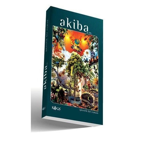 Akiba - Gnostik Bir Roman