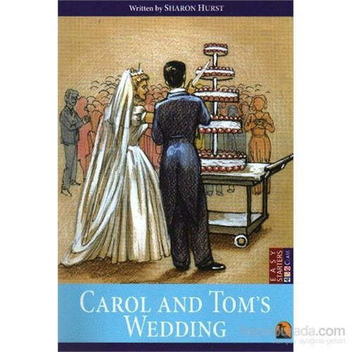 Easy Starters 4.5.6. Class Carol And Toms Wedding-Sharon Hurst