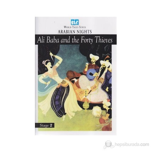 Ali Baba and the Forty Thieves (Stage 2)