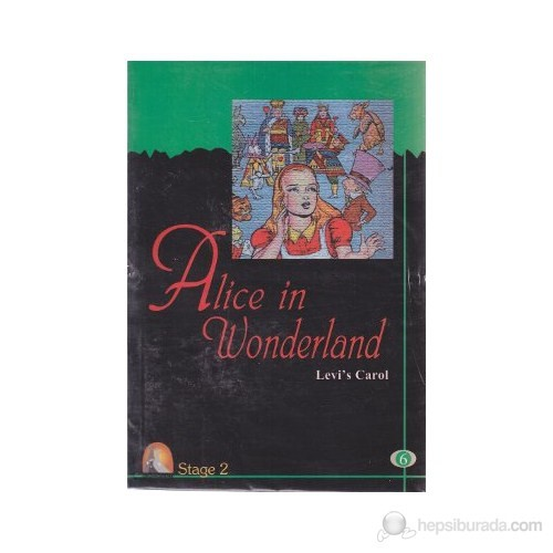 Alice İn Wonderland (Stage 2)-Lewis Carroll