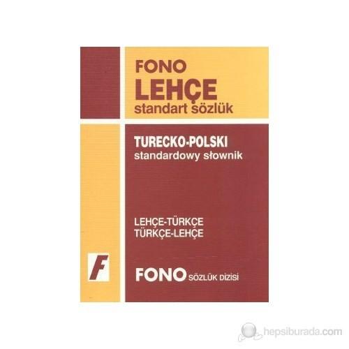 Lehçe Standart Sözlük / Turecko - Polski Standardowy Slownik