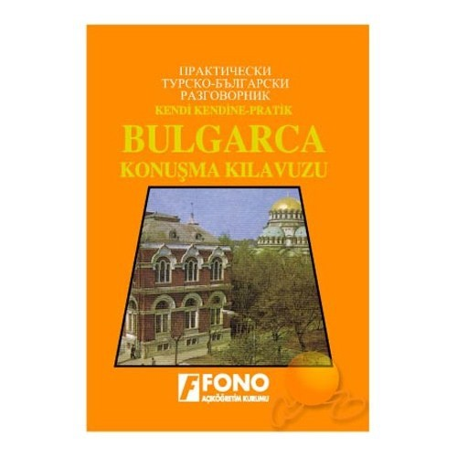 Fono Bulgarca Konuşma Kılavuzu
