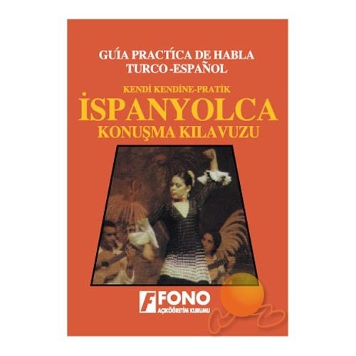 Fono İspanyolca Konuşma Kılavuzu