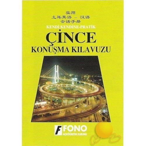 Fono Çince Konuşma Kılavuzu