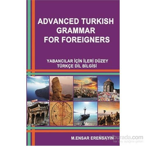 Yabancılar İc¸ı·n İlerı· Du¨zey Tu¨rkc¸e Dı·l Bı·lgı·si Orijinal Dil: Türkçe-İngilizce Orijinal Adı