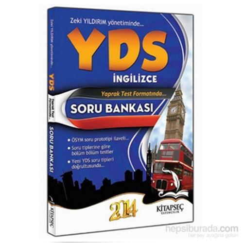 Kitapseç YDS Soru Bankası