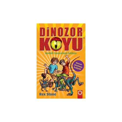 Dinozor Koyu 12: Sevimli Canavarların Saldırısı-Rex Stone