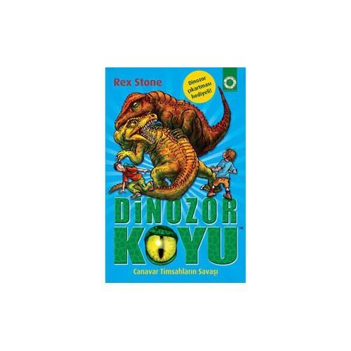 Dinozor Koyu 14: Canavar Timsahların Savaşı