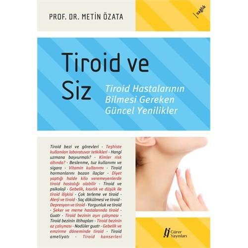 Tiroid ve Siz