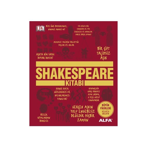 Shakespeare Kitabı (Ciltli)-Kolektif