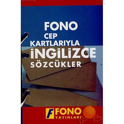 Fono Cep Kartlarıyla İngilizce Sözcükler