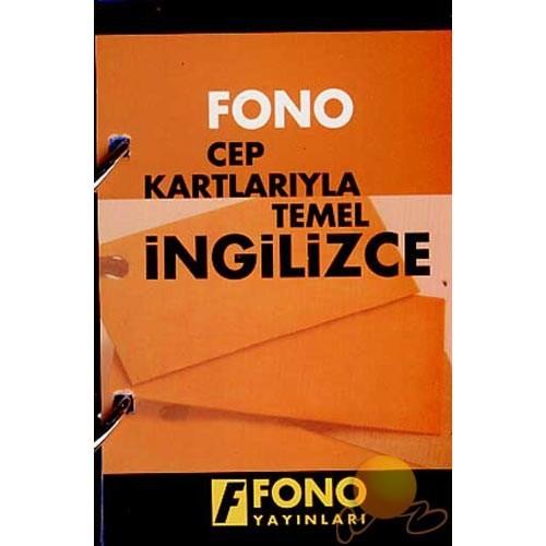 Fono Cep Kartlarıyla Temel İngilizce