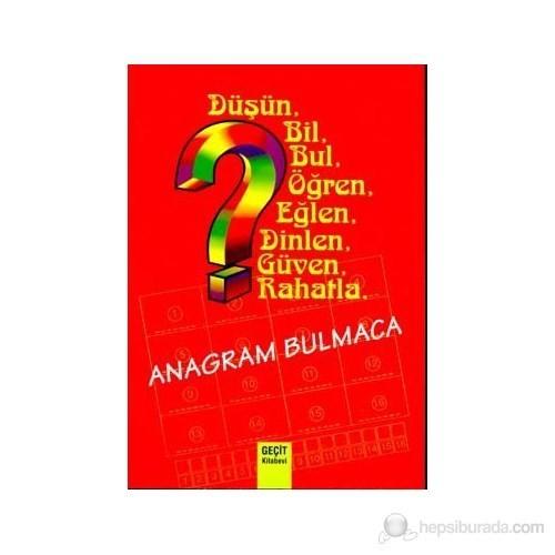 Anagram Bulmaca