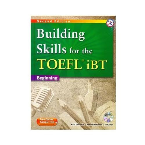 Building Skills for the TOEFL iBT Combined Book with MP3 CD (Second Edition)