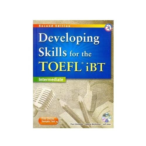 Developing Skills For The Toefl Ibt Combined Book With MP3 C - Jeff Zater