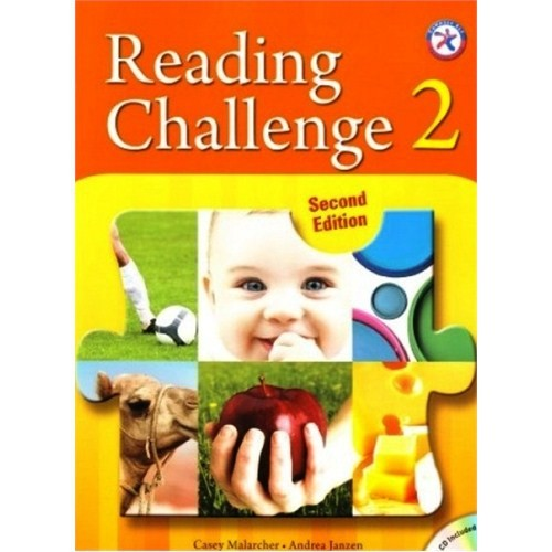 Reading Challenge 2 +CD (2nd Edition)