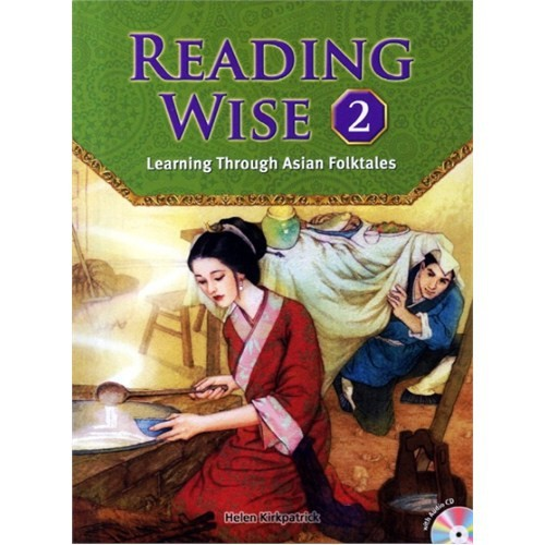 Reading Wise 2 Learning Through Asian Folktales+CD