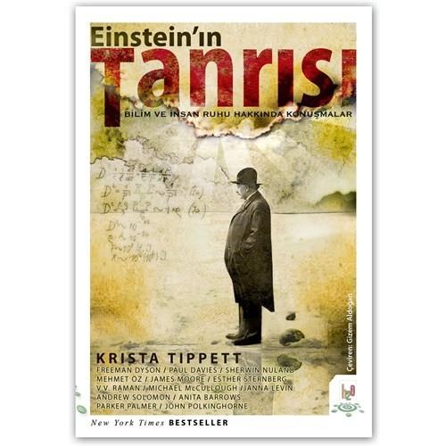 Einstein'ın Tanrısı - (Bilim ve İnsan Ruhu Hakkında Konuşmalar)