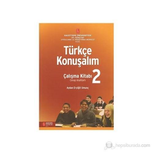 Türkçe Konuşalım Çalışma Kitabı 2