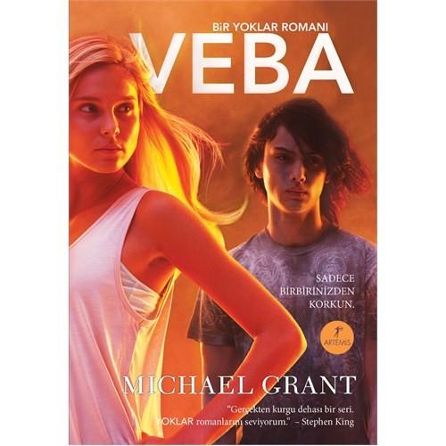 Veba - (Bir Yoklar Romanı) Ciltli