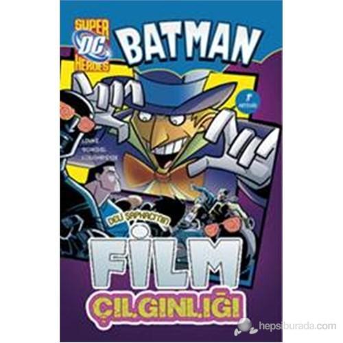 Batman-Deli Şapkacı'Nın Film Çılgınlığı-Donald Lemke