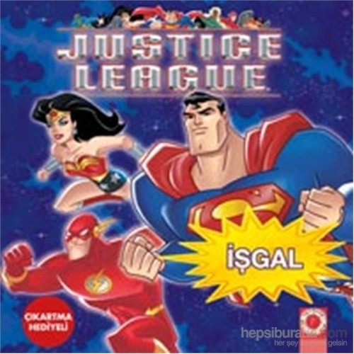 Justice League İşgal