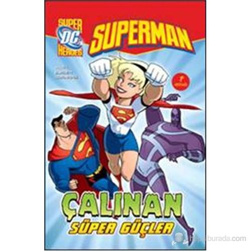 Superman-Çalınan Süper Güçler
