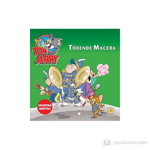 Tom ve Jerry - Törende Macera (Çıkartma Hediyeli)