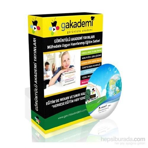 Pratik KPSS Coğrafya Eğitim Seti 12 DVD + Rehberlik DVD Seti